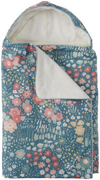DwellStudio Hooded Towel - Posey Jade