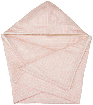 DwellStudio Hooded Towel - Matchstick Blossom