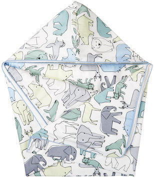 DwellStudio Hooded Towel - Caravan