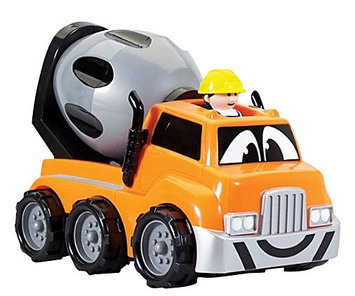 Kid Galaxy My First RC Construction Vehicle - Cement Truck