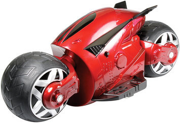 Kid Galaxy World of Wheels Red Cyber Cycle