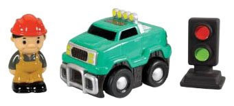 Kid Galaxy GoGo City Monster Truck single with accesories