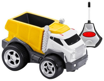 Kid Galaxy Dump Truck - Yellow - 1 ct.