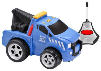 Kid Galaxy Tow truck - Blue - 1 ct.