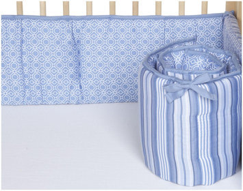 Kids Line Dena All Around Bumper- Indigo