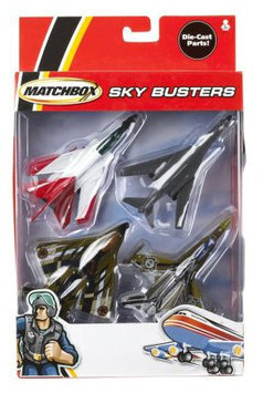 Matchbox Skybusters 4-Pack - Styles May Vary - 1 ct.
