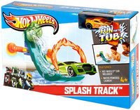 Mattel, Inc. Hot Wheels Fun in the Tub Splash Track