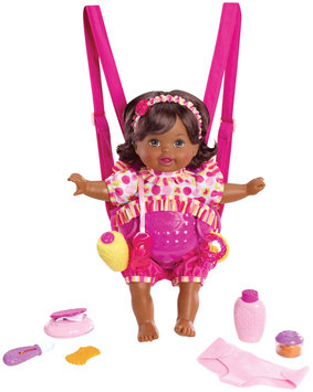 Little Mommy Laugh and Love Doll- African American