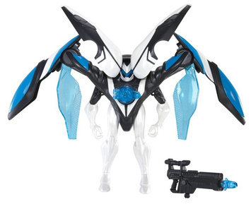 Max Steel Turbo Morph Figure