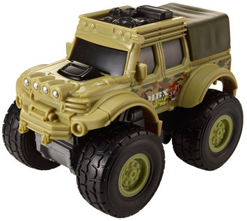 Matchbox Rev Rigs Jungle 4x4 Truck