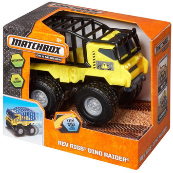 Matchbox Rev Rigs Dino Raider Vehicle