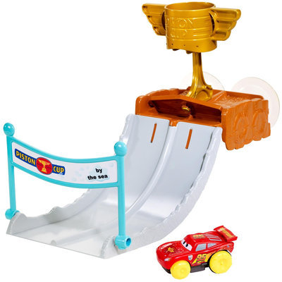 Disney/Pixar Cars Hydro Wheels Piston Cup Splash-Off Playset - 1 ct.