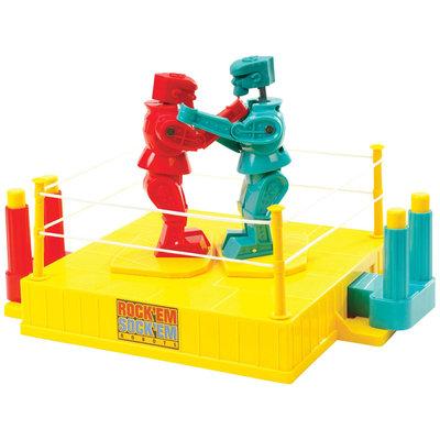 Mattel Games ROCK 'EM SOCK 'EM ROBOTS Game