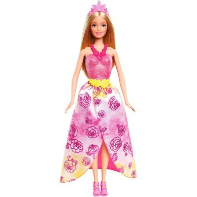 Barbie Fairytale Princess Doll, Pink - 1 ct.