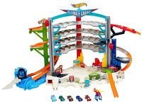 Mattel Hot Wheels Ultimate Auto Garage