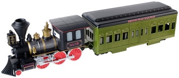 Planes Fire & Rescue Muir Train Transporter