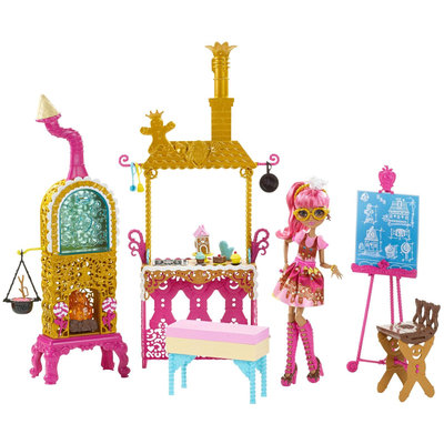 Mattel Ever After High Sugar Coated Classroom Playset