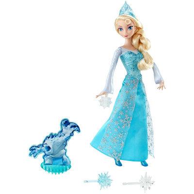 Mattel Disney Frozen Adventure Elsa Doll