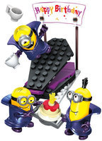 Mega Bloks Despicable Me Minions Vampire Surprise