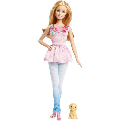 Barbie and Her Sisters in The Great Puppy Adventure Barbie Doll
