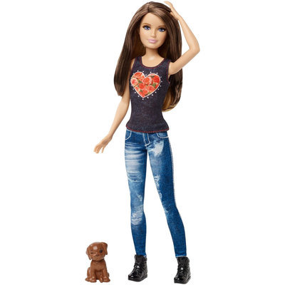 Barbie and Her Sisters in The Great Puppy Adventure Skipper Doll
