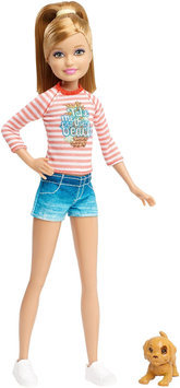 Barbie and Her Sisters in The Great Puppy Adventure Stacie Doll