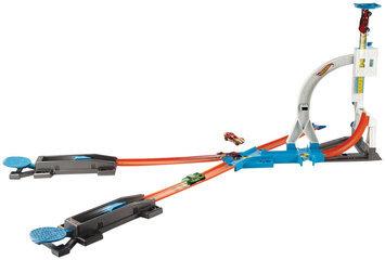 Hot Wheels Workshop Track Builder System Stunt Kit