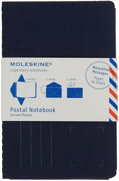 Moleskine Postal Notebook Pocket Navy Blue (Moleskine Messages)
