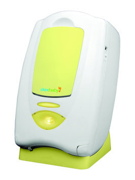Dex Products Space Saver Wipe Warmer For Baby