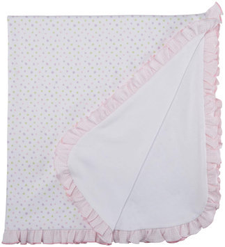 Kissy Kissy Summer Fun Print Blanket - Pink - 1 ct.