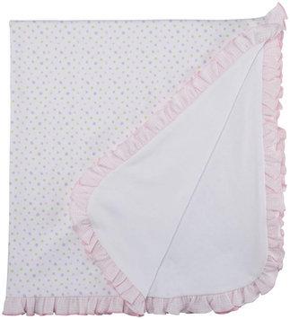 Kissy Kissy Summer Fun Print Blanket - Pink - 1 ct.
