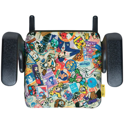 Clek Olli Booster Car Seat - Tokidoki Travel - 1 ct.