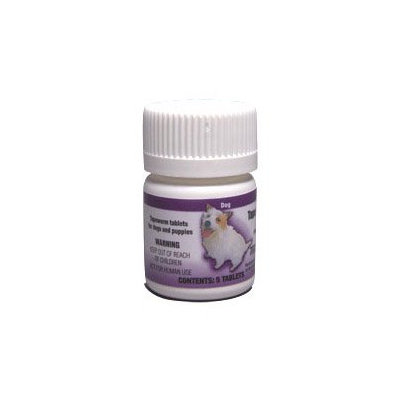 Tradewinds - Canine Tape Worm Tablets 5 Tabs - 8785