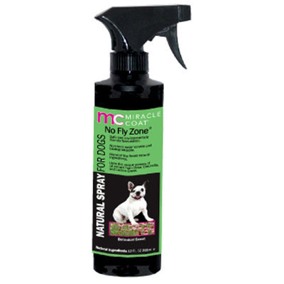 Miracle Corporation Miracle Coat No Fly Zone Natural Spray for Dogs