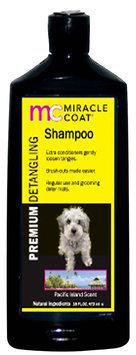Miracle Coat Detangling Dog Shampoo - 16 oz