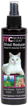 Miraclecorp Products Pet Shed Reducer Spray On Cats 1161