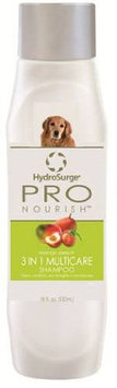 HydroSurge Pro Nourish 3 in 1 Shampoo & Conditioner - Mango Peach - 18 oz