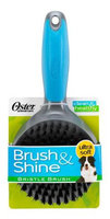 Oster Animal Care Clean & Healthy Bristle Brush