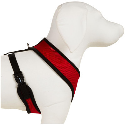 Puppia Soft Dog Harness XSmall Red