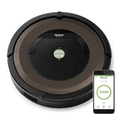 iRobot® Roomba® 890 Wi-Fi® Connected Robot Vacuum