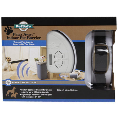 Superior PetSafe Pawz Away Indoor Pet Barrier