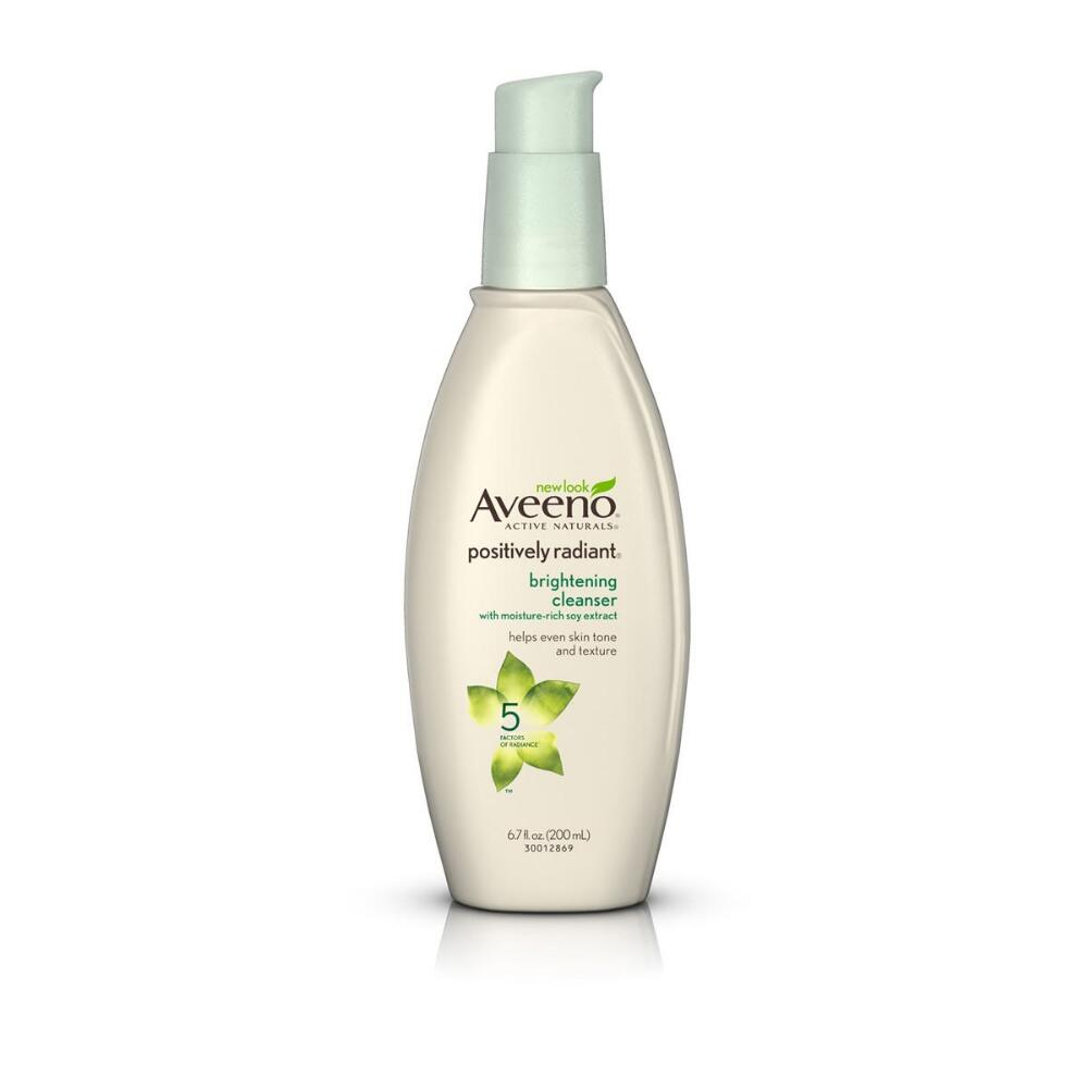 Aveeno® Positively Radiant® Skin Brightening Cleanser