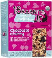 18 Rabbits Granola Bars - Cherry - 1.05 oz - 6 ct