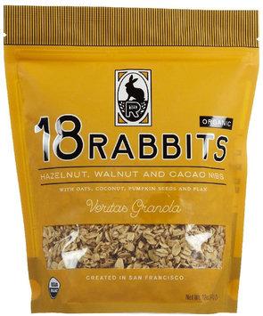 18 Rabbits Veritas Packaged Granola, 12 oz