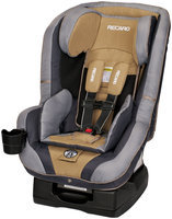 Recaro 2013 Performance RIDE Convertible Car Seat - Slate