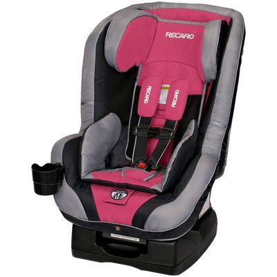 Recaro 2013 Performance RIDE Convertible Car Seat - Rose
