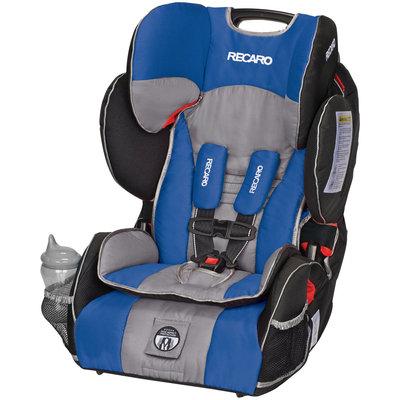 Recaro Performance Sport Harness to Booster Car Seat, Sapphire