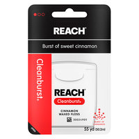 REACH® Cinnamon Waxed Floss
