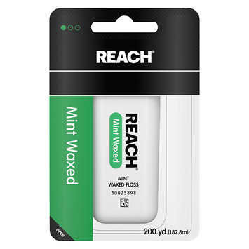 REACH® Mint Waxed Floss