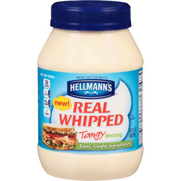 Hellmann's Real Whipped Tangy Dressing